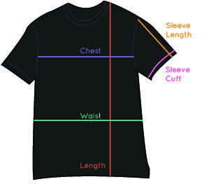 StandardShirt_Measurements